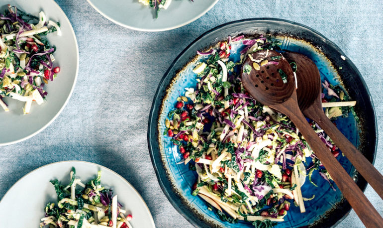 The Key Ingredient For A Hormone-Balancing Salad Hero Image