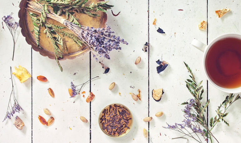 These Brain-Boosting Adaptogens Will Make You Wanna Ditch Your Coffee Hero Image