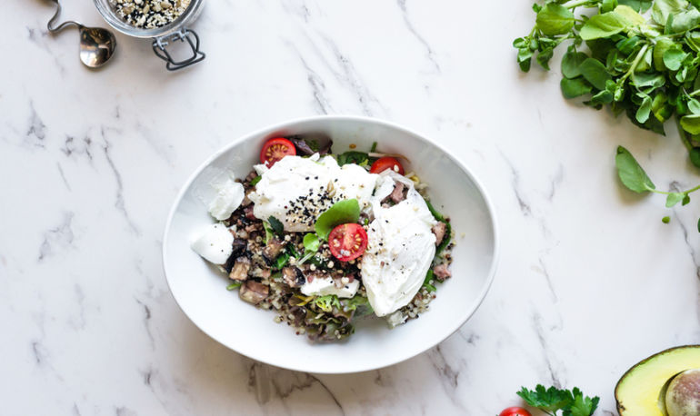 Host A Healthy Brunch With 5 Totally Unexpected & Healthy Recipes Hero Image