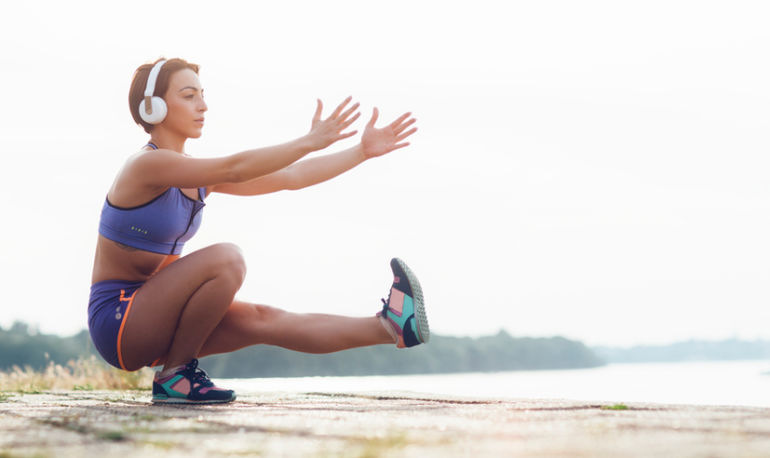 How Interval Training Can Upgrade Your Health & Help You Lose Weight Hero Image