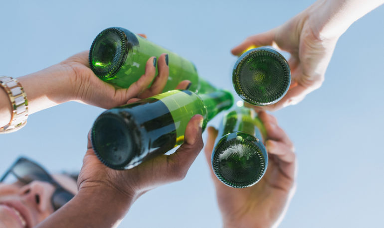 The Scary Truth About Millennials And Alcohol Abuse Hero Image