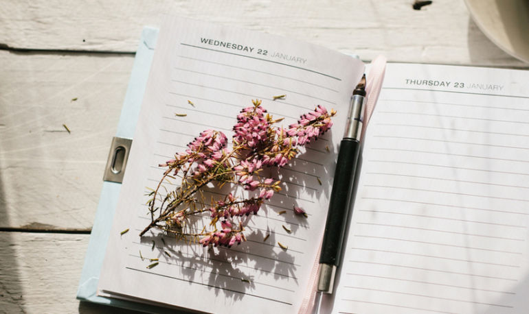 7 Journaling Prompts For Those Days You Just Don't Feel Like Writing Hero Image