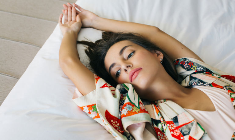 Worrying About Your Sleep Can Cause Insomnia: Here's What To Do Instead Hero Image