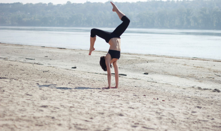 I Hated My Body For Most Of My Life. Here's How I Used Yoga To Heal Hero Image