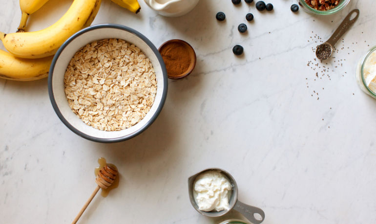 The One Good-For-Your-Gut Ingredient You Should Be Adding To Your Overnight Oats Hero Image