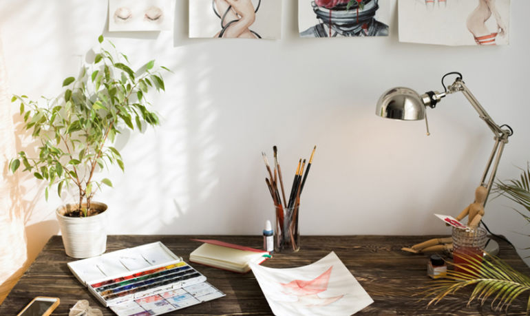 Feeling Unproductive? Blame Your Desk's Feng Shui Hero Image