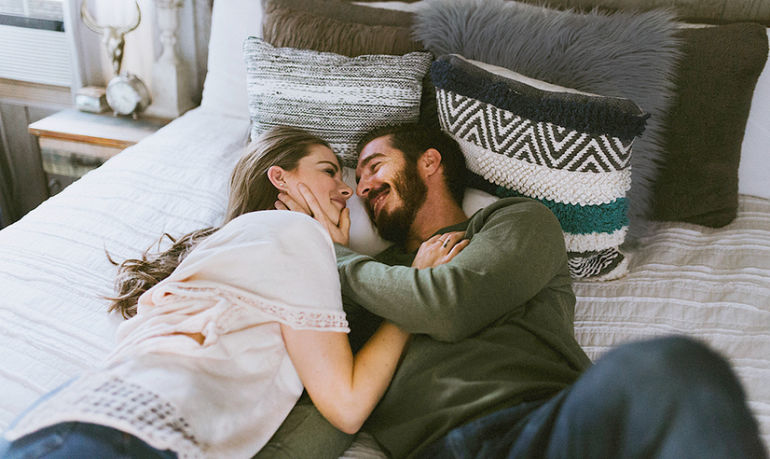 So, You're Not Having Sex Anymore: 6 Intimacy-Boosting Tips A Relationship Therapist Swears By Hero Image
