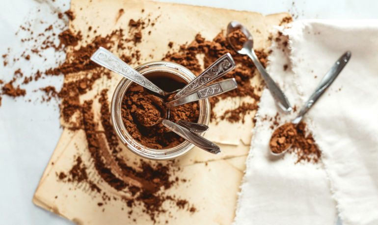 Make An All-Natural Chocolatey Bronzer That's Good Enough To Eat Hero Image