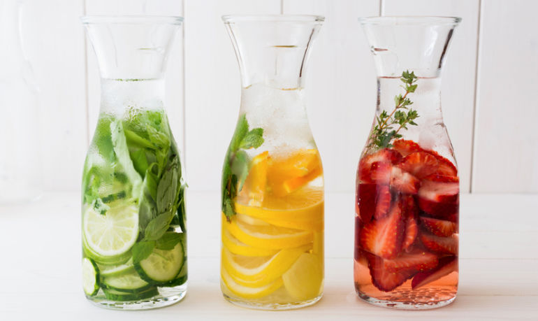 What 13 Healthy Foodies Actually Drink All Day (Because Water Gets Kinda Boring) Hero Image