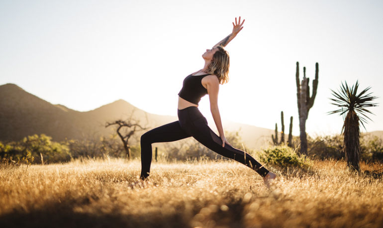 I Practiced Yoga Every Day For 108 Days. Here's What I Learned Hero Image