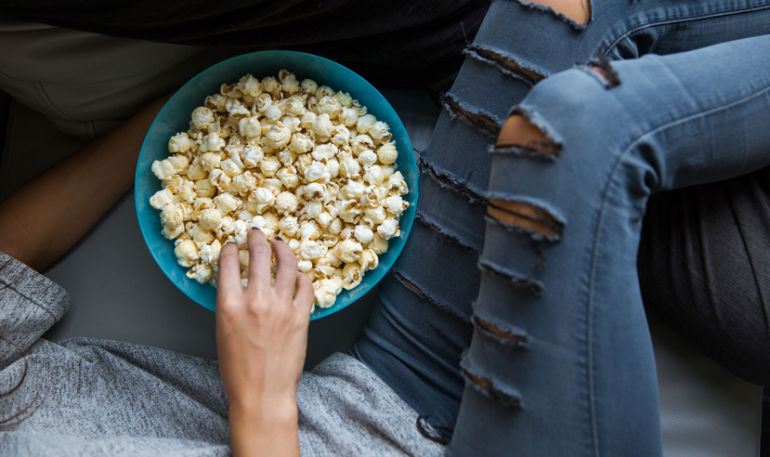 Binge Eating At Night? Here's How To Stop Hero Image