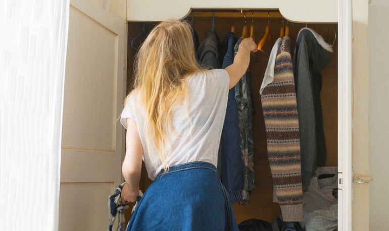Listen Up, Marie Kondo: Here Are The Questions You Should Ask Before Throwing Anything Away Hero Image
