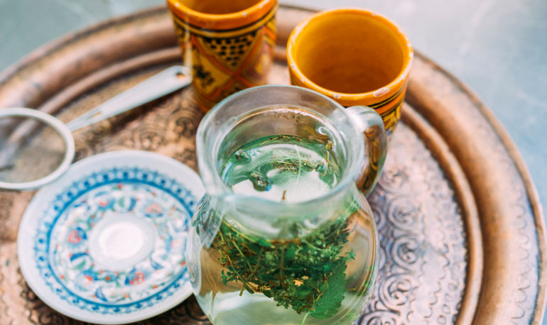 This Is How Much Green Tea You Should Be Drinking Hero Image