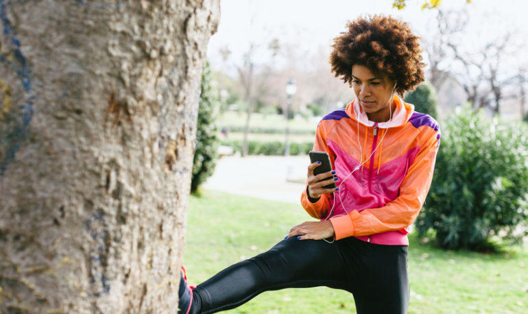 I'm An Olympian. Here's How I Use Social Media To Train Better Hero Image