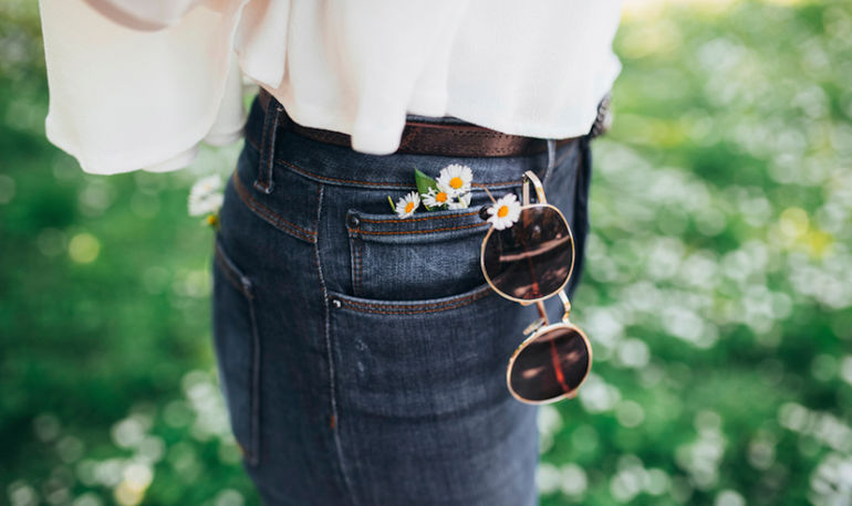 Give Your Jeans A Sustainable Upgrade: Brands To Feel Good About Hero Image