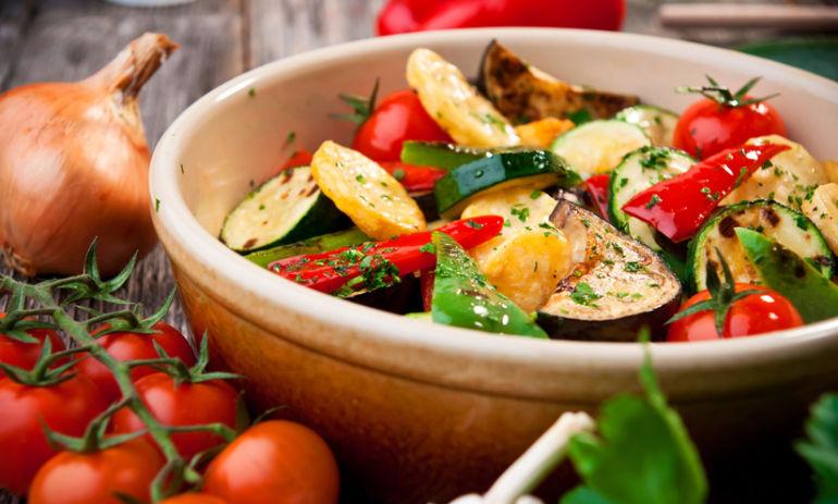 5 Tricks To Eat More Veggies Hero Image