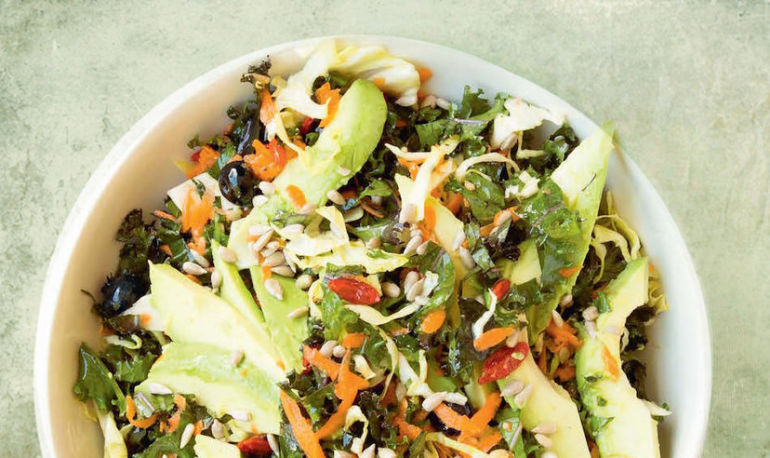 Kick Off The Week With The Ultimate Superfood Salad Hero Image