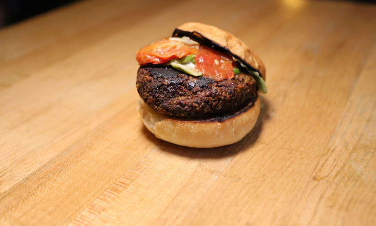 The Veggie Burger Joint That's Taking New York City By Storm Hero Image