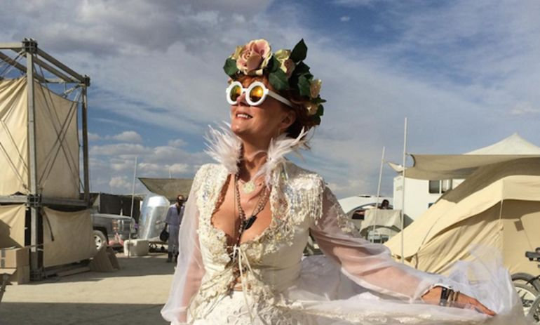 20 Photos That Are Giving Us Some Serious Burning Man FOMO Hero Image