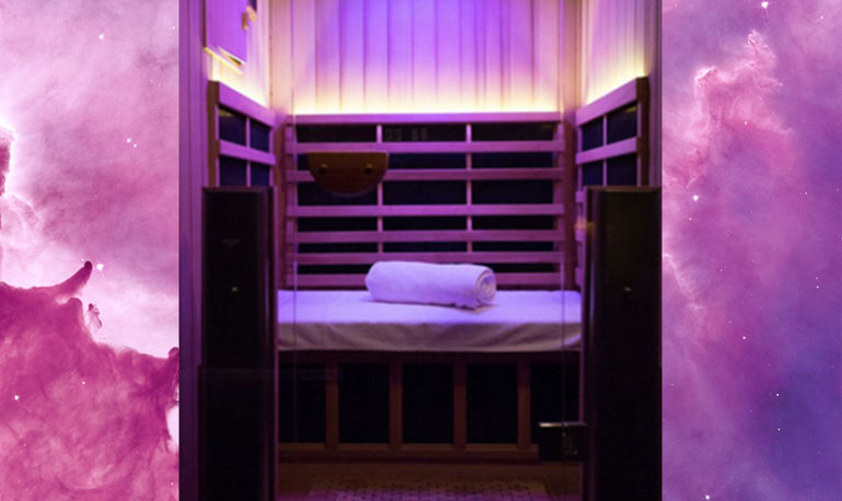 Is There A Real Benefit To Sweating In An Infrared Sauna? Hero Image
