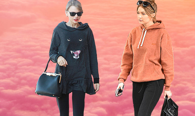 Here's How To Look Polished In This Season's Most Popular Athleisure Trend Hero Image