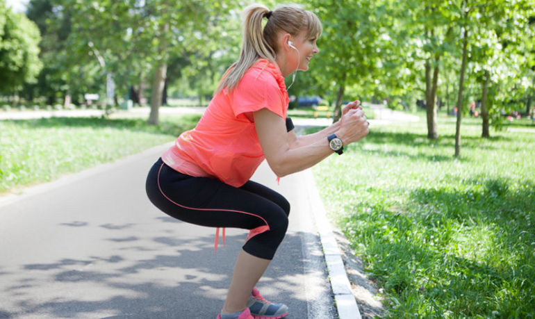 4-Minute Tabata For Strong, Toned Legs Hero Image