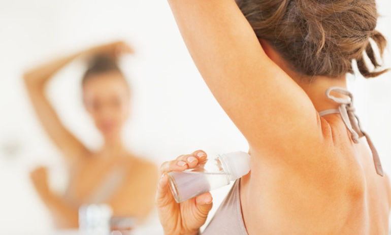 Why You Should Switch To Natural Deodorant + What You Need To Know Hero Image