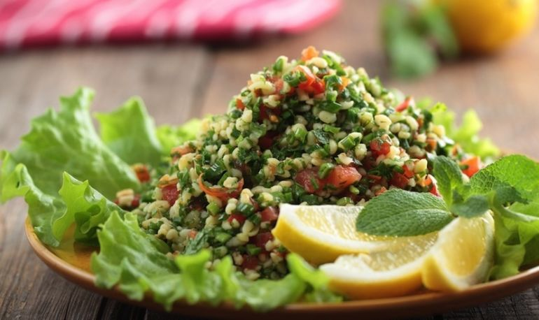 10 Superfoods In One Delicious Salad: Why Tabouli Is Such A Healthy Dish Hero Image