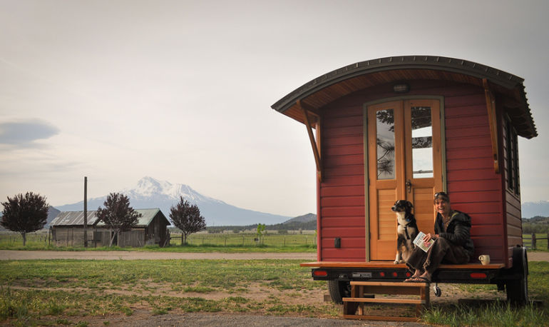 I Live In A 56-Square-Foot Tiny House. Here Are My Top Tips For Decluttering Hero Image