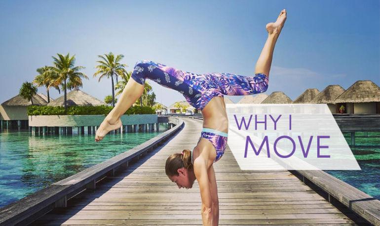 Why Tara Stiles Actually Practices Yoga Hero Image