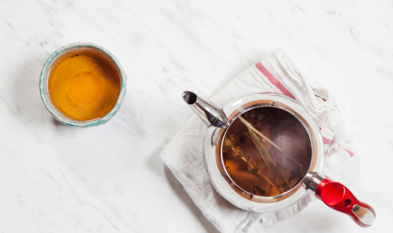 5 Teas That Will Make Your Skin Glow Hero Image