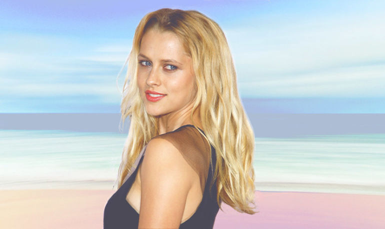 Teresa Palmer On Being An Activist Actress, Living A Zen Life, And #Wellth Hero Image