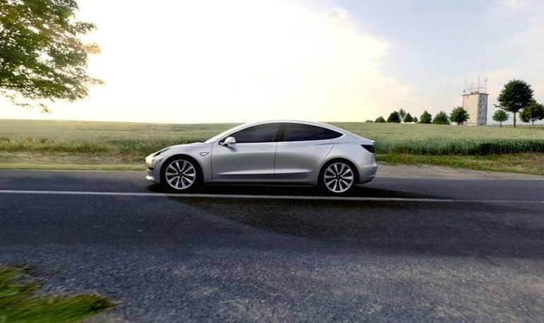 The Biggest One-Week Launch Of Any Product Was For An Electric Car Hero Image