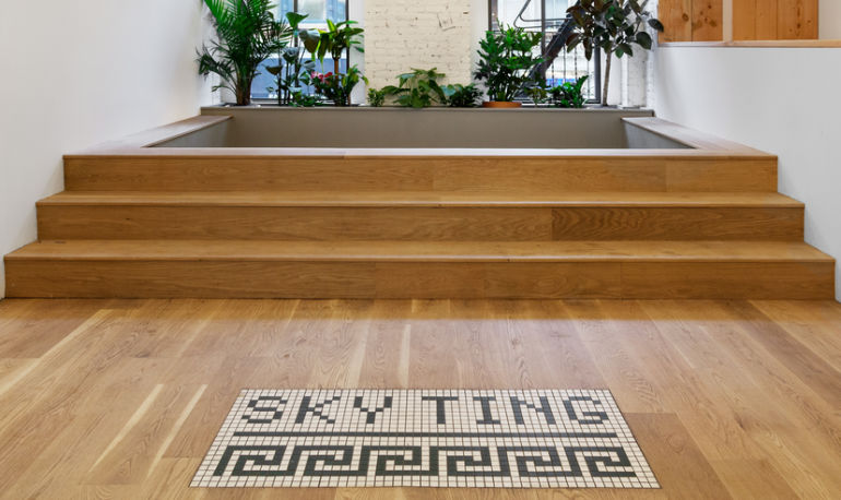 Take A Look Inside The New Yoga Studio That's Breaking All The Rules Hero Image