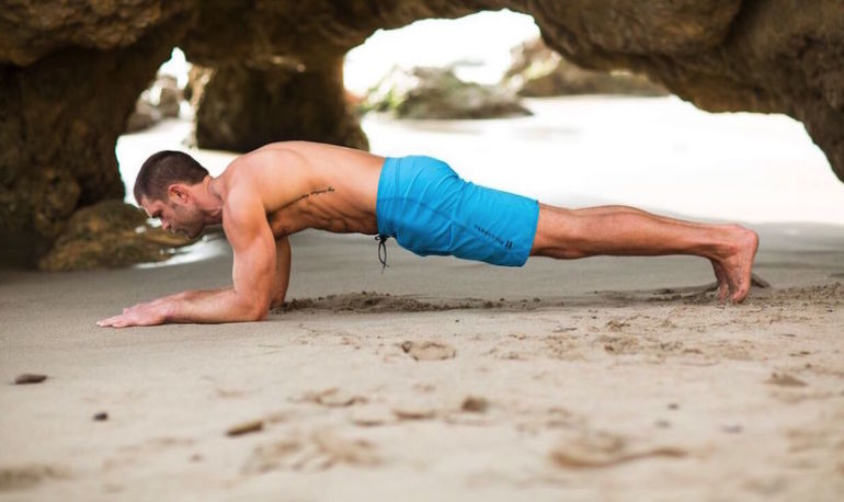 A Shoulder-Opening Sequence For Cooling Down After Your Toughest Workouts Hero Image