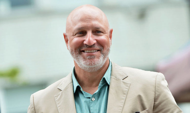 Tom Colicchio On GMOs, Staying Healthy, School Lunch, And #Wellth Hero Image