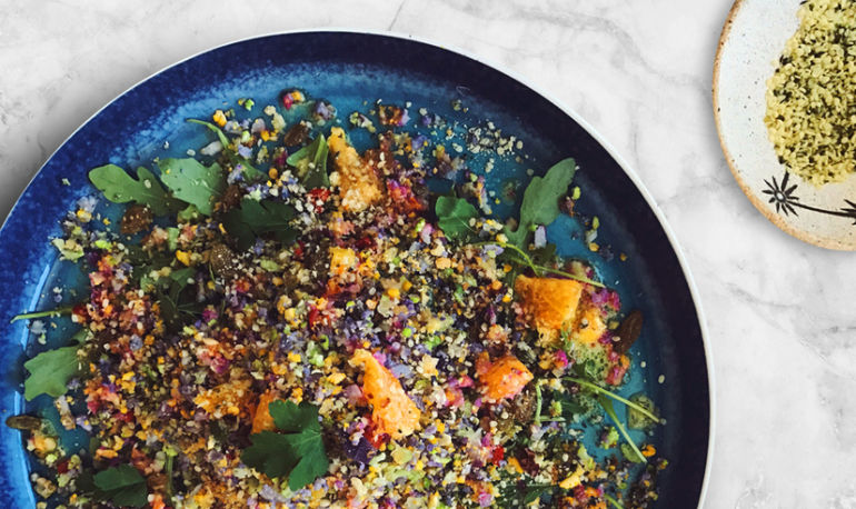 This Whole-Body-Healing Rainbow Salad Will Bring Pride To Your Plate Hero Image