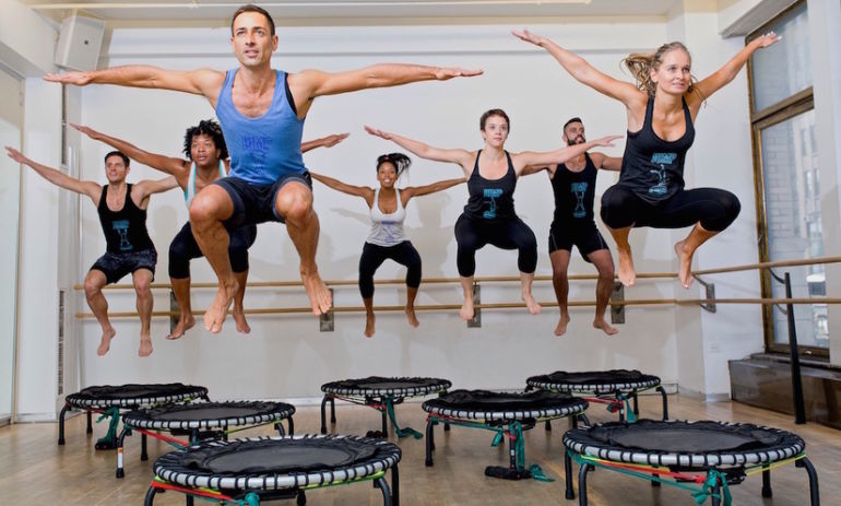 Why You Should Add A Trampoline To Your Workout Hero Image