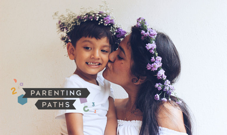 """This Mom Chose Only-Parenthood. Here's Why Her Advice Is """"Don't Wait"""" Hero Image"""