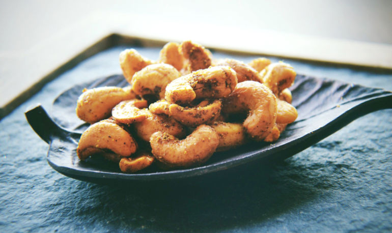 You'll Want To Put These Spiced Cashews On Everything Hero Image