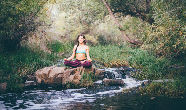 The Benefits Of Making Visualization Meditation A Part Of Your Daily Routine Hero Image