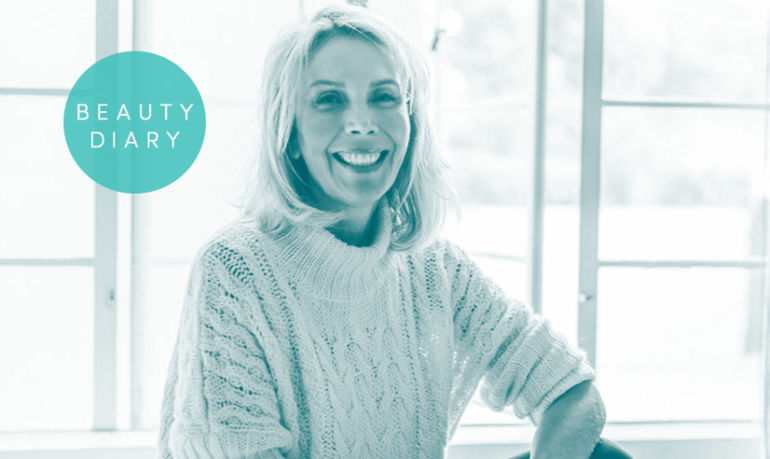 How This Hollywood Producer Became An Organic Skin Care Guru Hero Image