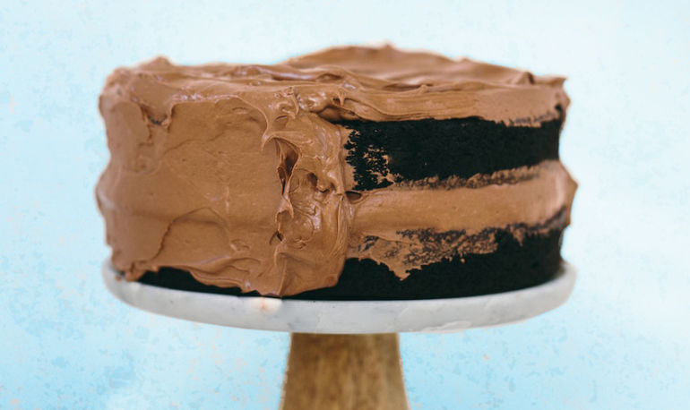 The Vegan Chocolate Cake Of Our Dreams Hero Image