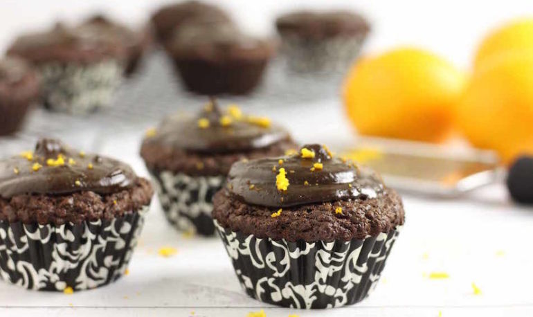 Ginger-Orange Vegan Cupcakes You Can Eat For Breakfast ...