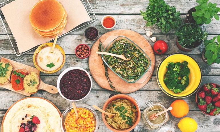 7 Essential Foods For Creating Vegan Meals Hero Image
