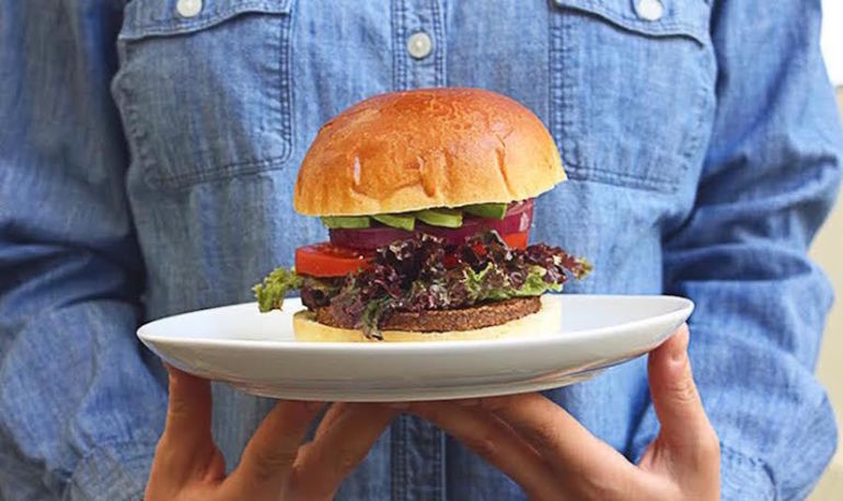 Tyson Just Invested In A Plant-Based Burger. Here's Why That's So Huge Hero Image