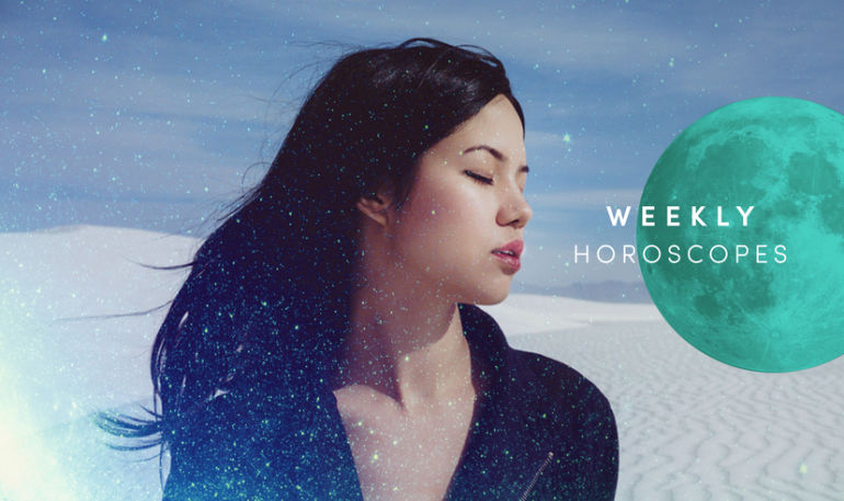 Your Weekly Horoscope Is Here: What's In The Stars For You? Hero Image