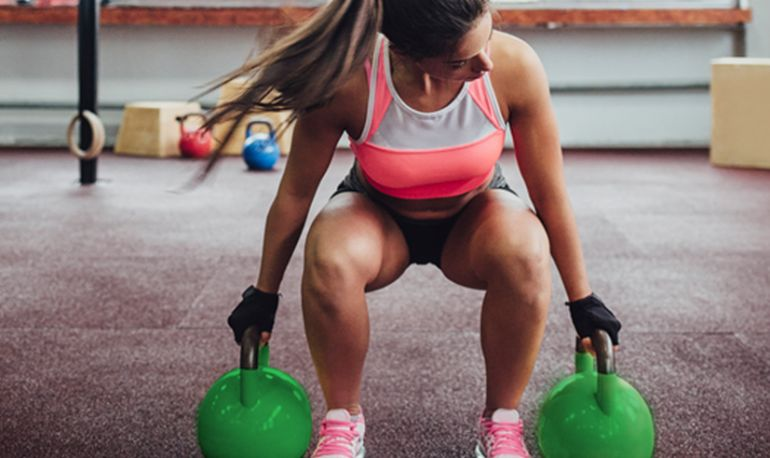So You Want To Start Lifting Weights. Here's Exactly What You Need To Know Hero Image