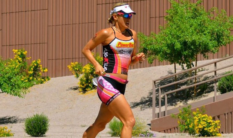 Ironman Champ Hillary Biscay On Her Training, A Plant-Based Diet, And #Wellth Hero Image