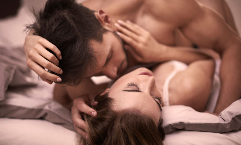 The 1 Thing Couples Can Do For A Better Sex Life Hero Image